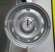Lotus Wheel Clock