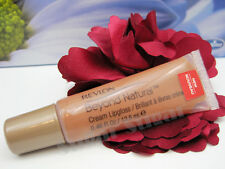 New Revlon Beyond Natural Cream Lipgloss #150 Deep Spice