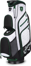 Callaway Chev Org. Cart Bag Black/White/Green