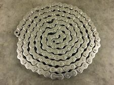 #100SS Stainless Roller Chain 10 Feet w/Connecting Link ANSI Standard 100-1SS