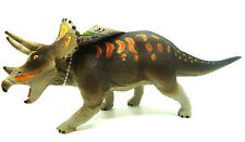 X29)  Safari (40360) Triceratops Dinosaurier handbemalt Dino Saurier  TOP Figur