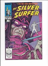 The Silver Surfer #1 2 Moebius mini series 1988 Galactus