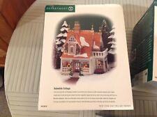 Dept 56 Bobwhite Cottage - New England Village - 56576 New in Original box