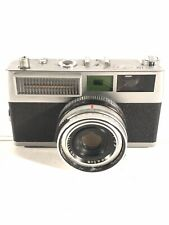 Camera Petri Prest 45MM - Used Fully-automatic Electric-Eye Lens Shutter 35mm