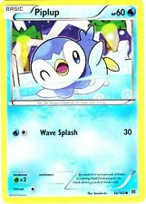 4x Pokemon XY BREAKthrough Piplup 36/162 Common Card