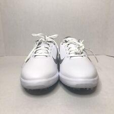 Brand New Men's Nike Vapor Fitsole Aq2301-100 Golf Shoes Sz 10.5W