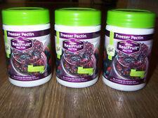 Lot of 3 Ball RealFruit Instant Freezer Pectin Jam & Jelly Flex Batch (5.4 oz.)