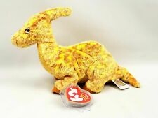 TY BEANIE BABY TOOTER - THE DINOSAUR - MINT - RETIRED