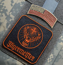 USAF AFSOC JTF TCCC COMBAT RESCUE PEDRO PJ MEDICVAC SSI: SAINT HUBERT + US Flag