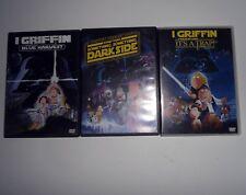 3 DVD i GRIFFIN Parodia Trilogia STAR WARS Completa Trap Harvest Dark Side