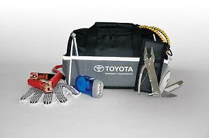 Toyota Land Cruiser Emergency Assistance Kit - OEM NEW!