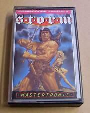 Commodore 16/Plus 4 c16 gioco-Storm-S-T - O-R-M-S.T.O.R.M - CASSETTA