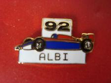 pins pin formule 1 f1 1992 albi