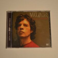MICK JAGGER - Visions of paradise- 2002 DVD VIDEOSINGLE 4-TRACKS NEW & SEALED