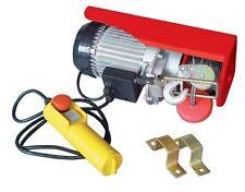 Palan Electrique 1000 W - 250/500 Kg - ELEM TECHNIC - PA1000-500K