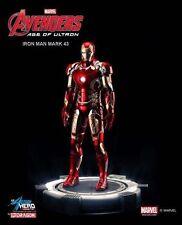 Iron man Mk.43 Avengers Age Of Ultron Standfigur 1/9 Marvel Dragon 38145