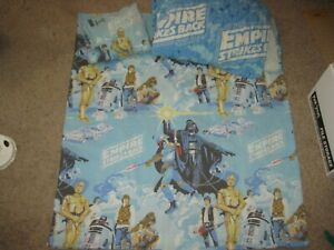 1979 Star Wars FULL Size Bedding Set Comforter Mattress Cover Bed Sheet