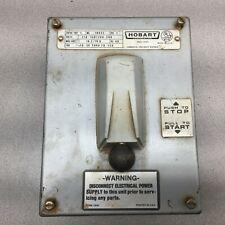 USED HOBART 1PH 120/240VAC FD-50 THRU FD-150 FOOD WASTE DISPOSER CONTROL 18933