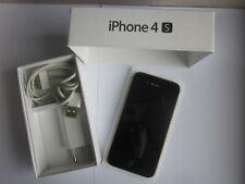 iPhone 4 S, black, 16GB inkl. Schachtel mit Zubehör