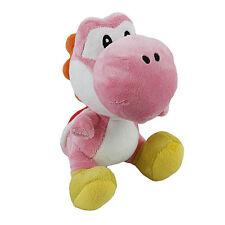 "Super Mario Pink Yoshi 6"" Plush Toy"