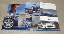 Ford Focus RS Mk1 FOLLETO Pack 2000-WRC Colin McRae