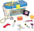 B. Toys - B. Dr. Doctor Toy   Deluxe Medical Kit For Toddlers - Pretend Play S