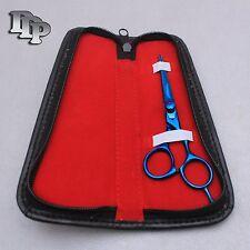 "7"" Titanium Coated Professional Barber Hair Cutting Shears Scissors W/Kit,B-03"