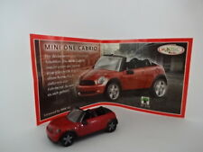 2014 - FF-170 - BMW MIni - one Cabrio - Rot + BPZ mit  Legende