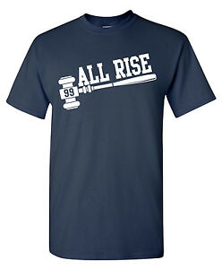 Aaron Judge T Shirt All Rise Yankees 99 Holiday Gift