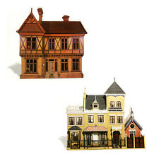 12 Dolls House Die-cut Greeting Cards by Courtier Fine Art EC0011