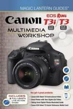 Magic Lantern Guides: Canon EOS Rebel T3i (EOS 600D) / T3 (EOS 1100D) Mul - GOOD