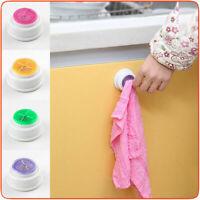 Wash Cloth Clips Dishclout Storage Hand Bathroom/Kitchen Towel Rack Holder Hang