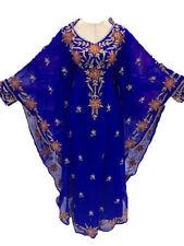 KAFTANS FARASHA ABAYA CAFTANS ISLAMIC DRESS ARABIAN LONG GOWN FANCY DRESS
