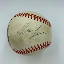 Rare SHANIA TWAIN Signed Autographed National League Baseball PSA DNA COA