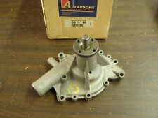 Nos Reman. 1980 1981 1982 Cadillac Water Pump Pontiac Firebird Grand Am 1983 +