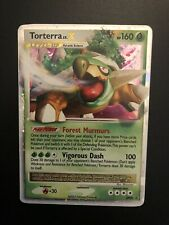 Pokemon Card Torterra Lv. X DP09 Promo Diamond And Pearl DP US