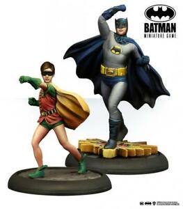 Batman Miniature Game: Batman & Robin (Classic TV Series)