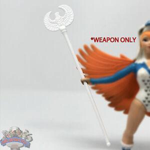 PRE-ORDER MOTU - Sorceress Staff - White - Custom - Masters of the Universe
