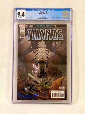 Thanos #13 Cosmic Ghost Rider 1st App CGC 9.4 - 1st Print