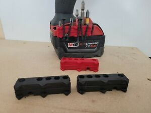 Magnetic Drill Bit Holder for Milwaukee M18 Drill Tools (w/ screw) M 18