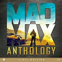Mad Max Anthology (4 BluRay Vinyl Edition) Nuovo