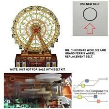 Mr. Christmas World's Fair Grand Ferris Wheel. DRIVE BELT PART