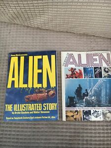 The Book Of Alien And Alien The Illustrated Story