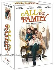 Brand New All in the Family The Complete Series 1-9 Seasons DVD 28-Disc Set