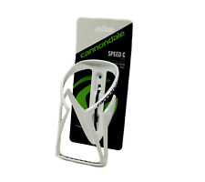 Cannondale Speed C Bicycle Water Bottle Cage White