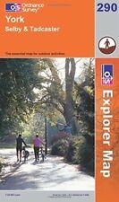 York (Explorer Maps) (OS Explorer Map), Ordnance Survey, New Book