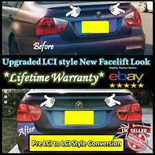 BMW E90 3 Series LCI Rear Light Tint *Lifetime Warranty*2005/2006/2007/2008/2009