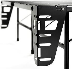 Zinus SmartBase Headboard and Footboard Brackets, 14inch, Set of 2 NEW OPEN BOX