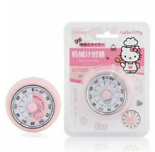 Hello Kitty Chefmade Kitchen Baking Accessories New Mechanical Timer