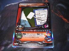 Yu Yu Hakusho TCG Koenma's Gavel Foil Common Card Dark Tournament Unlimited C99